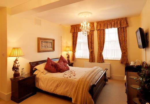 Royal Military Suite at Saltcote Place