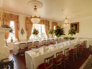 Get Married in a private Country Mansion - impress your guests