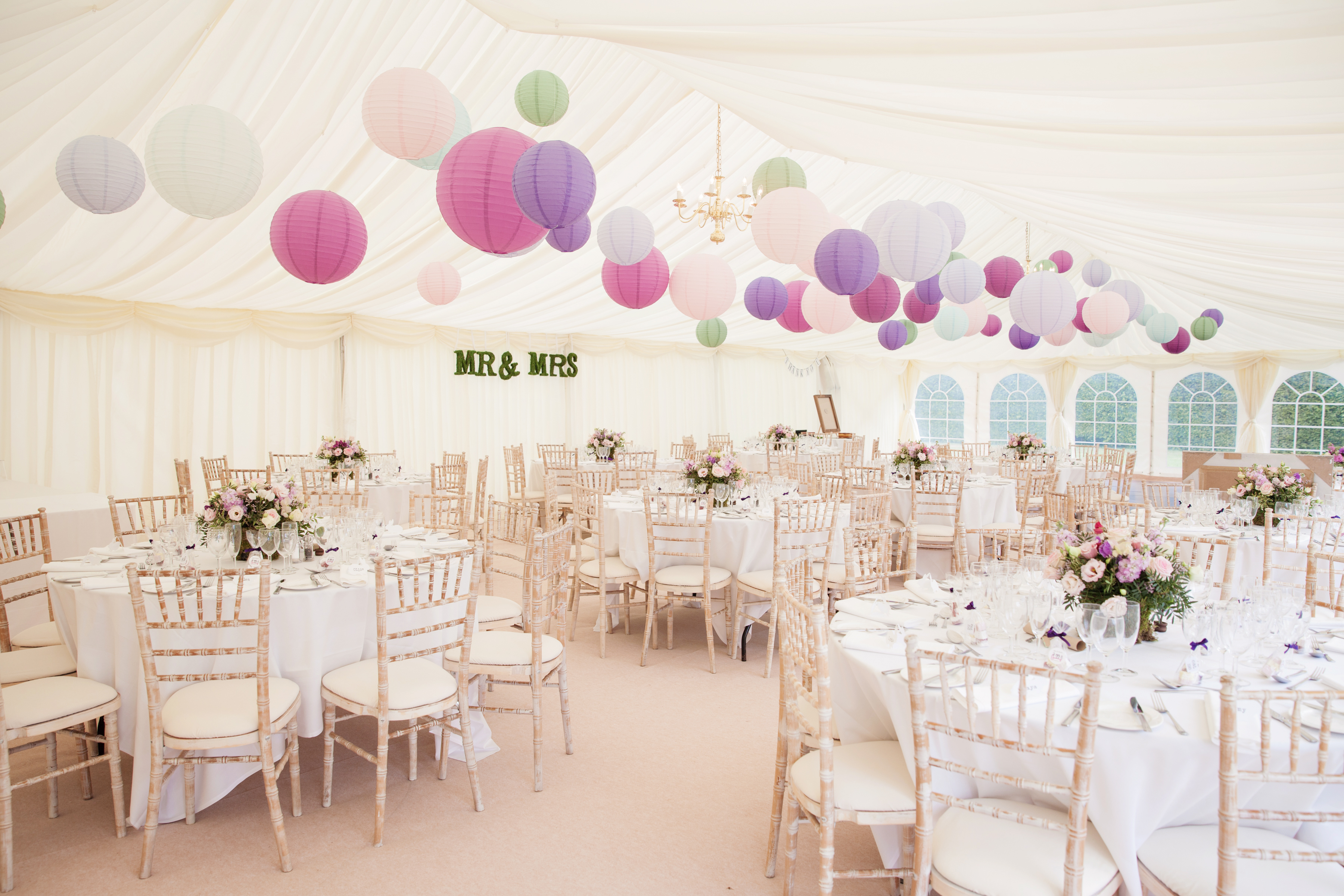 Your marque at Saltcote Place the ultimate Rye Wedding Venue