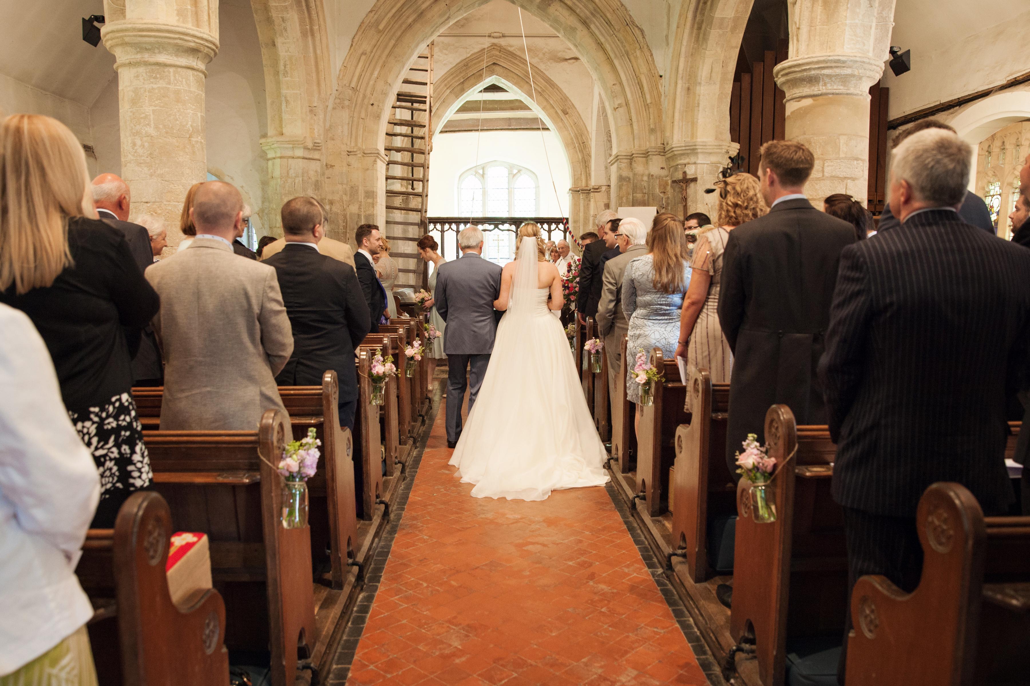 Rye Wedding Venue Image by Kerry Ann Duffy